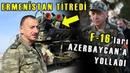 Azerbaycan Medyası Türkiye Uçaklarını Bize Yolladı! Can Türkiyem Gardaş Türkiye!