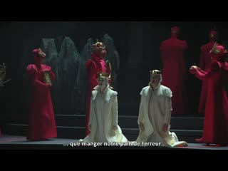 Pascal Dusapin - Macbeth Underworld / Преисподняя Макбета (Брюссель, 2019)