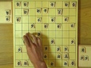 How to play Shogi(将棋) -Lesson18- Castles for Swinging Rook against Static Rook