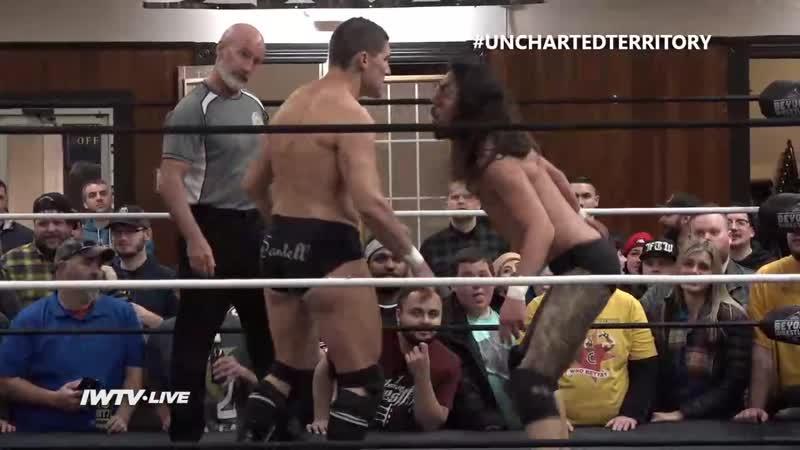 Beyond Wrestling. Uncharted Territory Season 2 Episode 10
