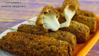 Сосиски в кляре| Хрустящий Сырный Корн Дог с Моцареллой Рецепт