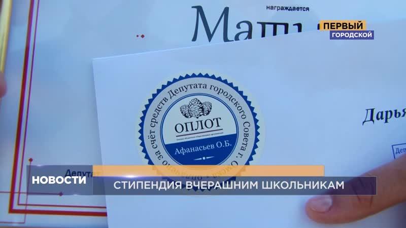 Депутатская стипендия