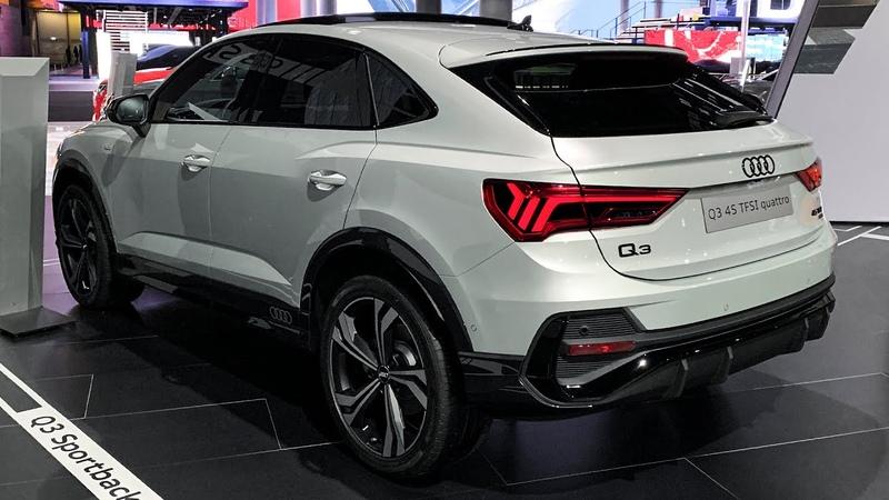 Audi Q3 Sportback 45 TFSI (2020) - Interior and Exterior Walkaround