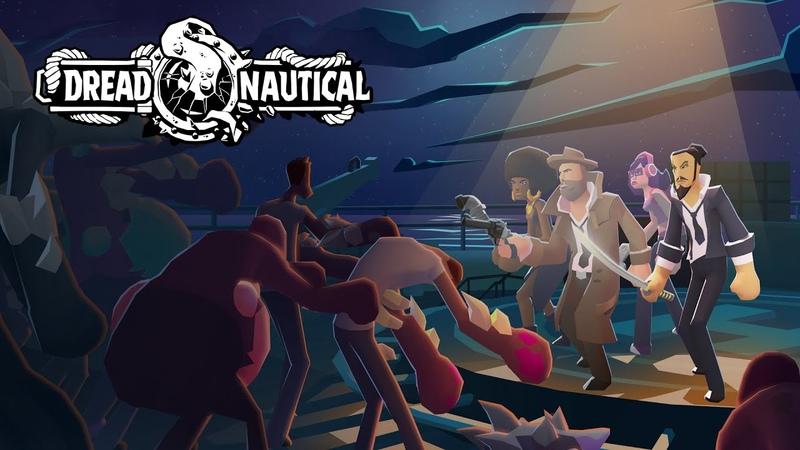 Dread Nautical Announcement Trailer PS4 Xbox One Nintendo Switch EGS RPG by Zen Studios