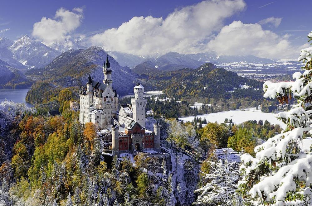 Афиша Travel-девичник Рождественская сказка в Германии