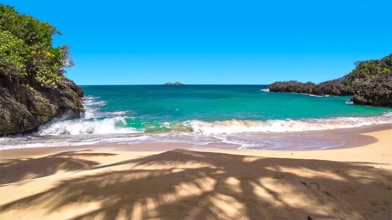 Onda Beach Relaxing Waves Dominican Ocean Sounds Will Help You Unwind