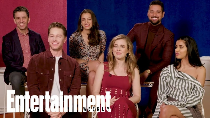 Manifest Cast Reveals Which Dire Situation They Would Most Like To Endure | Entertainment Weekly