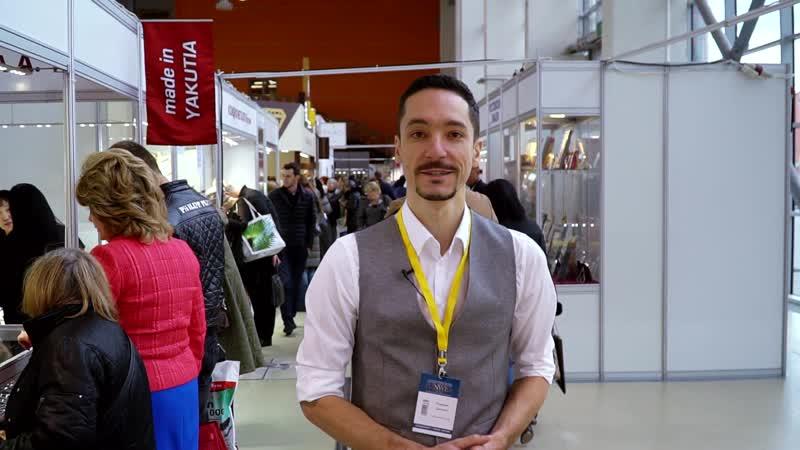 Начало выставки Junwex 2019 в Москве