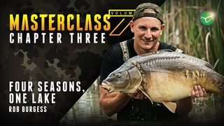 Korda Masterclass Vol 7: Four Seasons, One Water | Rob Burgess Carp Fishing