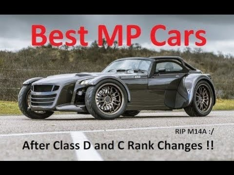 Best Cars For Multiplayer in Asphalt 8 2019 After Class D and C Rank Changes