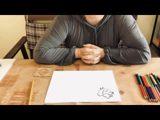Эскизы для росписи тарелок (Онлайн занятие 2)