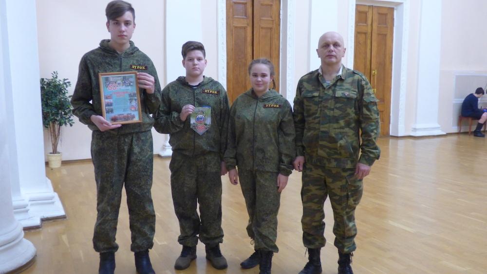 60-летний юбилей Муромского военно-спортивного клуба имени Василия Ивановича Саплина