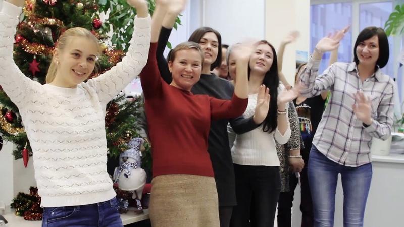 Поздравление с Днем рождения исполнительного директора РЕХАУ Андрея Белоедова