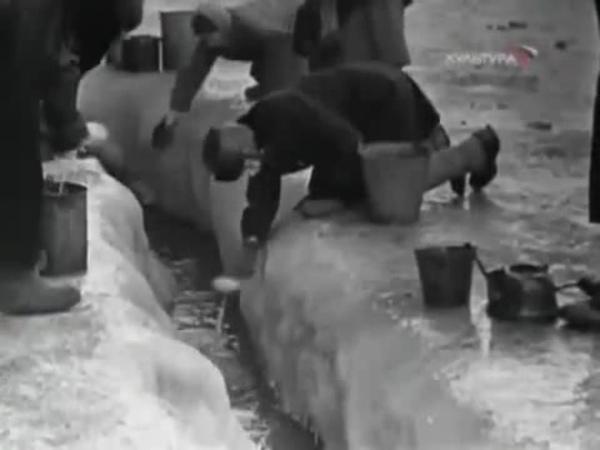 75 я годовщина снятия блокады Ленинграда 2019 Блокада Ленинграда. Кинохроника.