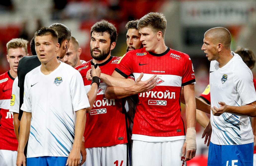 Спартак - Сочи, 2:2. Российская Премьер-лига 2020/21
