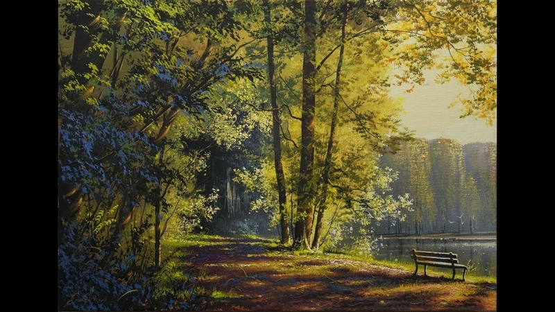 Morning solitude Composer: Yushkevich Victor.