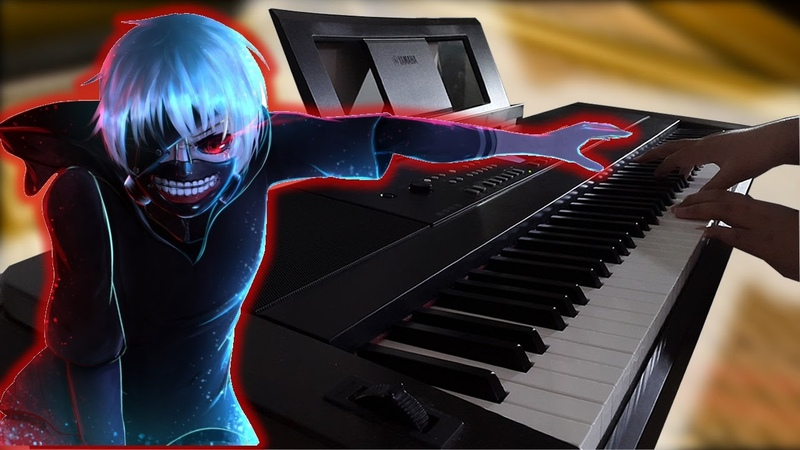 Tokyo Ghoul 東京喰種√A Medley Glassy Sky Unravel Seasons Die One After Another Piano