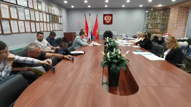 Заседание ИКМО Владимирский округ 10 07 19 отказ Базлову