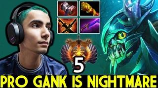 SUMAIL [Slark] When Pro Player Max Gank is Nightmare No Mercy  Dota 2