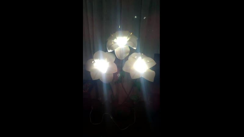 Светильник Лилии