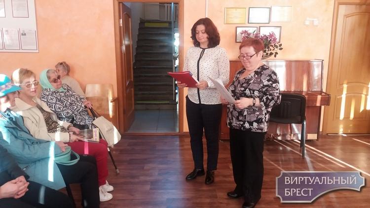 Специальная библиотека в гостях у Брестской ГО ОО «БелТИЗ»