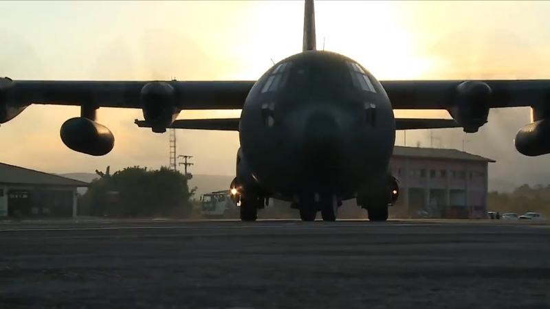 Veja imagens do avião da FAB que vai combater o fogo na Amazônia