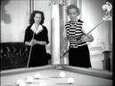 Ladies Snooker 1953