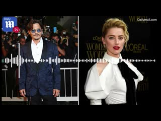 I can't promise i won't get physical again, i get so mad i lose it.' amber heard admits to 'hitting' ex-husband johnny depp