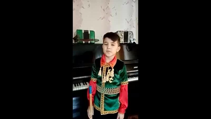 Гафаров Мират 10 лет Сибайский филиал ССМК