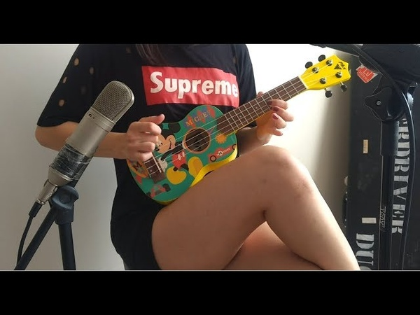 Sweet Child O' Mine UKULELE SLASH Solo OverStyle