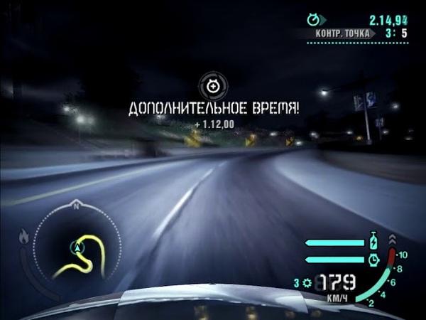 NFS Carbon - Lamborghini Murcielago LP640 (Готовая 1) - Парк Хиллсборо (Контрольная точка)