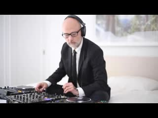 The Moby Quarantine 'All Visible Objects' DJ Set