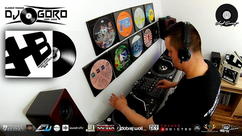 Classic Trance ★ Hard Trance ★ Vinyl Set ★ Mixed By DJ Goro Durda
