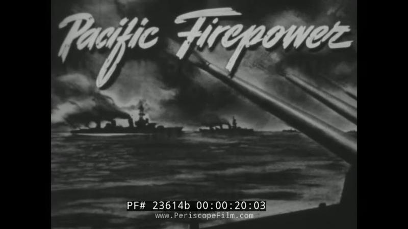 1945 WWII MARIANAS ISLANDS DOCUMENTARY PACIFIC FIREPOWER SAIPAN PACIFIC CAMPAIGN 23614b