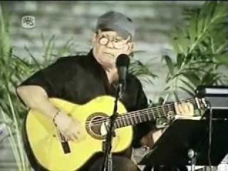 Silvio Rodriguez en concierto Santiago de Cuba Octubre 10 2011