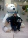 Персональный фотоальбом Жени Медведя
