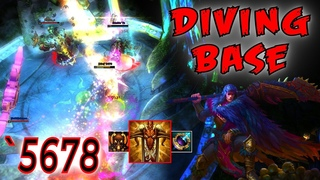 `5678 | Diving Base! ~ 28 Kills with DOOM - Annihilation & Immortal