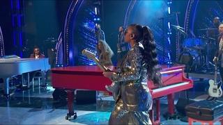 Elton John Tribute feat. , Brandi Carlile, Demi Lovato & Musical Director Tal Wilkenfeld