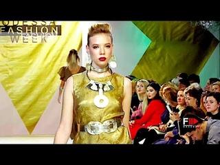 ELEN GODIS Spring Summer 2019 Odessa - Fashion Channel