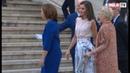 El último acto de verano de la Reina Letizia en este 2019 | ¡HOLA! TV