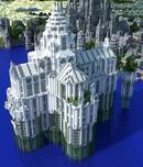 Самые крутые постройки в майнкрафте