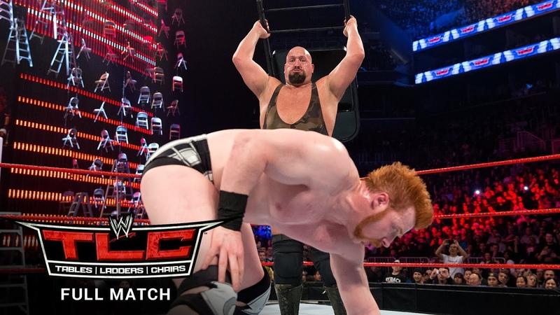 FULL MATCH Big Show vs Sheamus World Heavyweight Title Chairs Match WWE TLC 2012