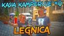 ► vlog WYPRAWA KAMPEREM 9 Zwiedzamy Legnicę historyczne ciekawostki z Damianem
