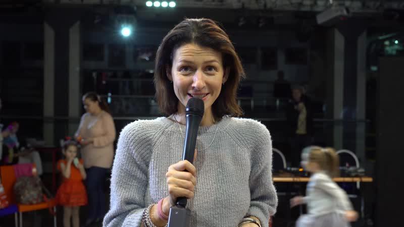 Отзыв от Валерии Валерьевны, мамы нашей ученицы и актрисы Дианы Лилетко