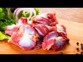 Куриные желудки - мягкие и нежные БЕЗ ВАРКИ