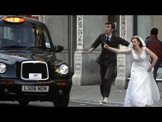 Доктор и Донна ловят такси   Сбежавшая Невеста   Доктор Кто