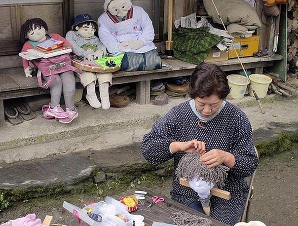 семейная пара японский поселок из кукол фото рейтер это смайлик верка