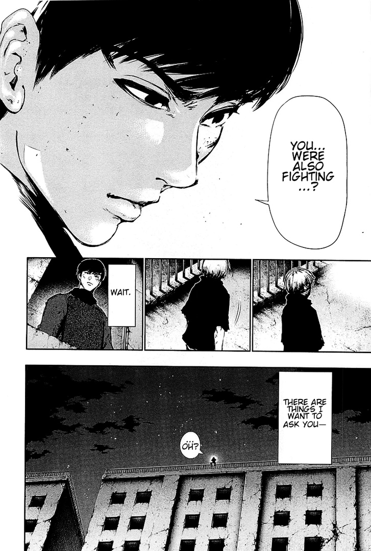 Tokyo Ghoul, Vol. 8 Chapter 77 Tower 7, image #16