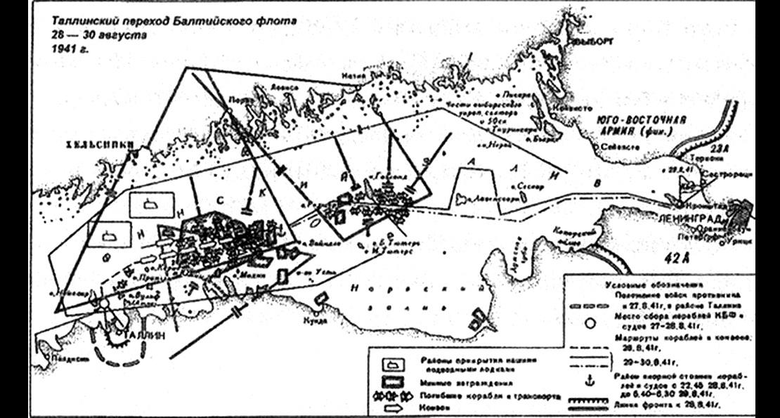 Таллинский переход флота