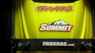 Самая мощная люстра освещения Traxxas Summit 6 LED 18W 12V